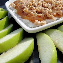 Caramel Apple Brickle Dip recipe
