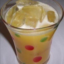 Orange Juice Spritzer recipe