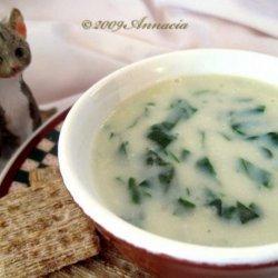 Spinach Cream recipe
