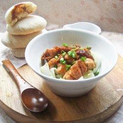 Chicken in Caramel Sauce recipe