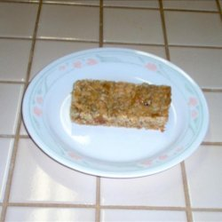 Low Fat Cereal Bars recipe