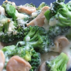Broccoli and Parmesan Casserole recipe