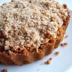 Diabetic Apple Pie recipe