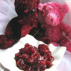 Not Your Mama's Cranberry Sauce recipe