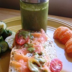 Chimichurri (Argentinean Parsley and Garlic Sauce) recipe