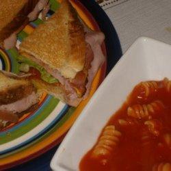 Classic Club Sandwiches recipe