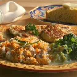 Swiss Broccoli Bake recipe