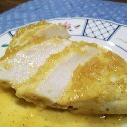 Chicken in Orange Sauce recipe