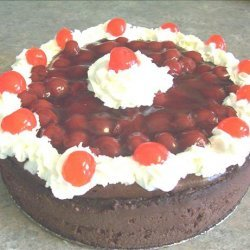 The Ultimate Black Forest Cheesecake recipe