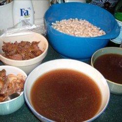 Scottish Oxtail Soup recipe