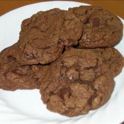 Ultimate Chocolate Chocolate Chip Cookies recipe