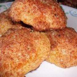 Gluten-Free Cheddar Bay Biscuits recipe
