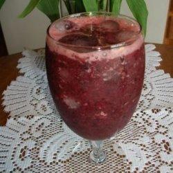 Watermelonberry Juice Pick Me Up recipe