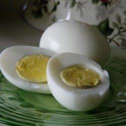 Boiled Eggs recipe