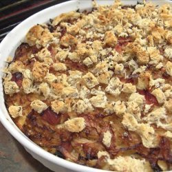 Cabbage and Bacon Bake (Fouson de Chou) recipe
