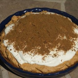 Pumpkin Creamy Pie recipe