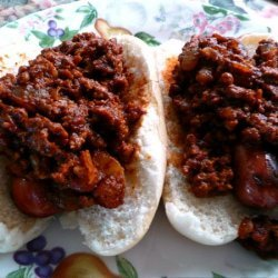 Chili Dogs recipe