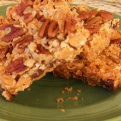 Sammie's Simple Seven Layer Bars recipe