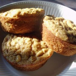Can't Believe It's Whole Grain Delicious Raisin/Craisin Muffins recipe