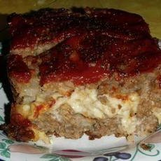 Pepper Jack Meatloaf recipe