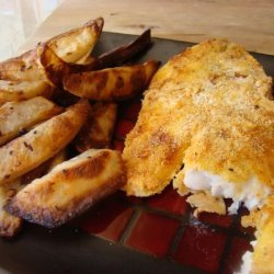 Ww Fish and Chips recipe