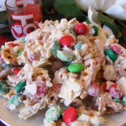 Christmas Bark Candy recipe