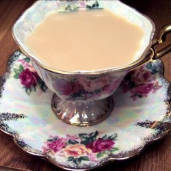 My Cuppa Tea (plain) recipe