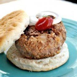Cook 'em How You Like 'em Meatloaf Hamburgers recipe