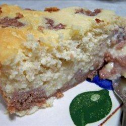 Light Ricotta Cheesecake recipe