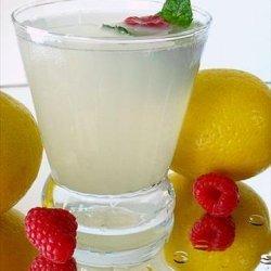 Raspberry Mint Lemonade recipe