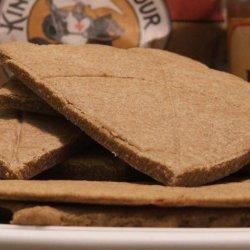 Unleavened Whole Wheat Bread recipe
