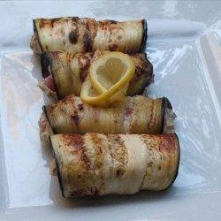 Eggplant (Aubergine) Roll-Ups recipe