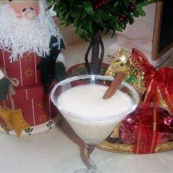 Santa's Sleigh Cocktail recipe