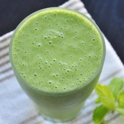 Banana Kale Smoothie recipe