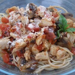 Herbed Chicken Pasta recipe