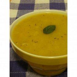 Best Ever Pumpkin or Butternut Squash Soup recipe