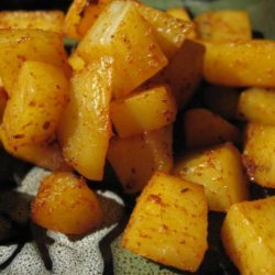 Paprika Potato Wedges recipe