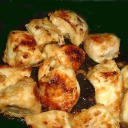 BBQ Chicken With a Zing recipe