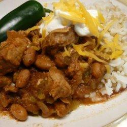 Mexican Pork recipe