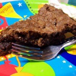 Chocolate Harvest Nut Pie recipe