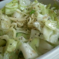 Sumi Salad (Asian Cabbage Salad) recipe