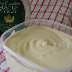 Maple Tofu Pudding recipe