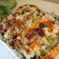 Zucchini and Mushroom Lasagna recipe