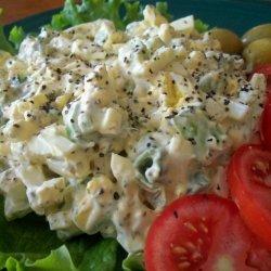 Amanda's Easy Egg Salad recipe