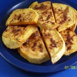 Spiced Sweet Potato Chips recipe