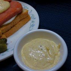 Whole Grain Mustard Aioli recipe