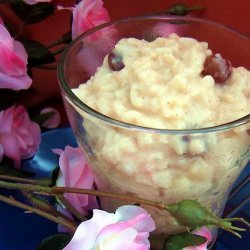 Extra Creamy Rice Pudding recipe