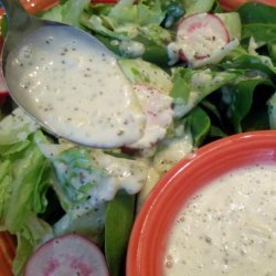 Low Fat Celery Seed Salad Dressing recipe