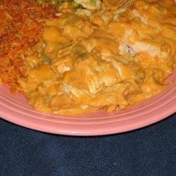 Vanita's  Mexican Chicken Breast recipe