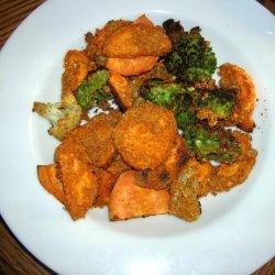 Crispy Vegetables recipe